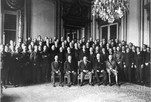 Paris Peace Conference Delegates