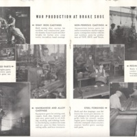 Pamphlet on War Product Manufacturing at ABEX